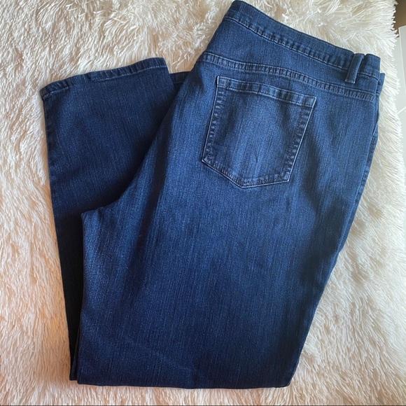 Gloria Vanderbilt Jeans Gloria Vanderbilt Amanda Blue Jeans 22w Poshmark